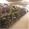 TMI två- och flervånings cykelställ typ CA