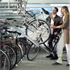 TMI Tvåvånings cykelställ Doppelstock