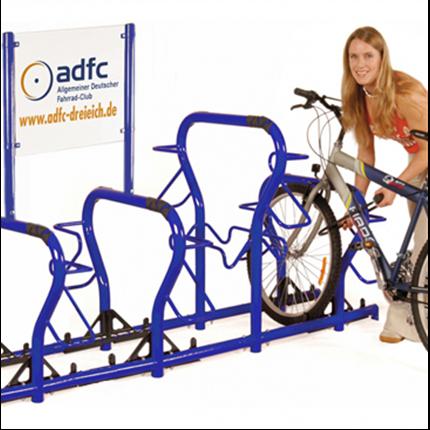 TMI cykelställ standard