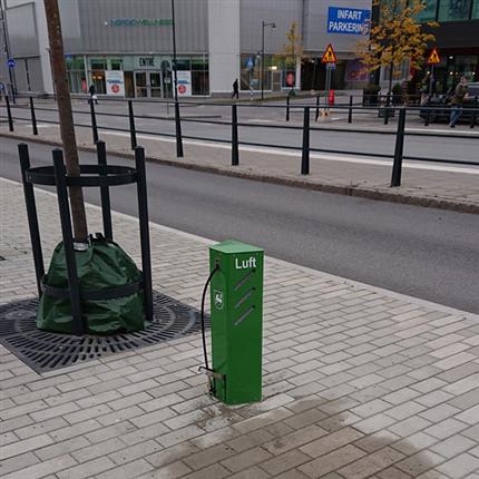TMI cykeltrafik tillbehör