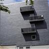 Zappa - fasadsystem i naturskiffer