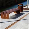GH Form Bänkar Dock-Line