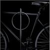 Byarum Cirkus cykelpollare, med cykel