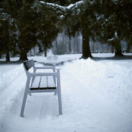 Byarum Vilamoura soffa, i skogen