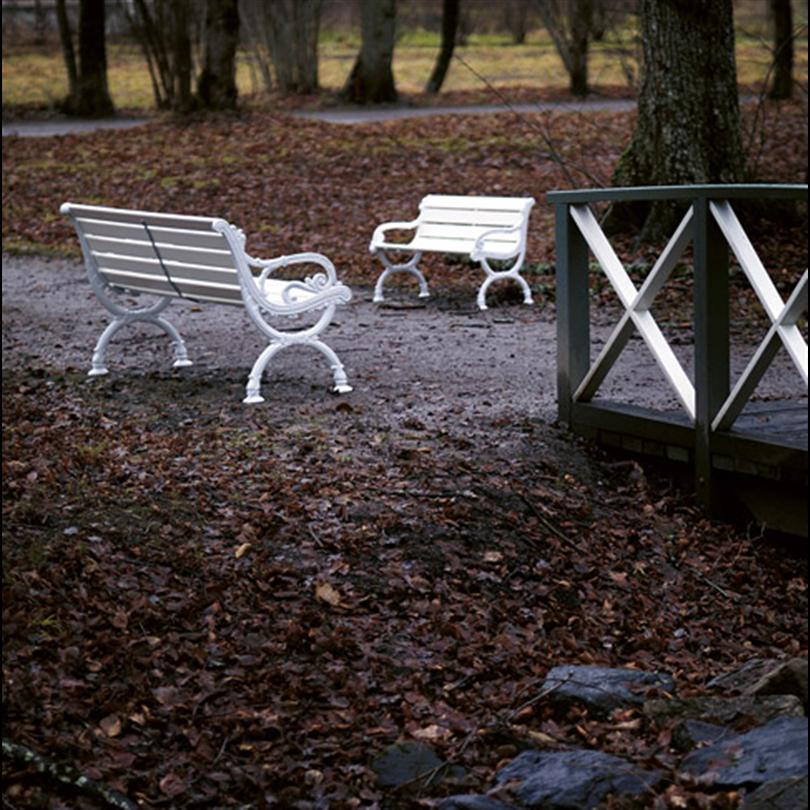 Byarum Soffa, vita i park