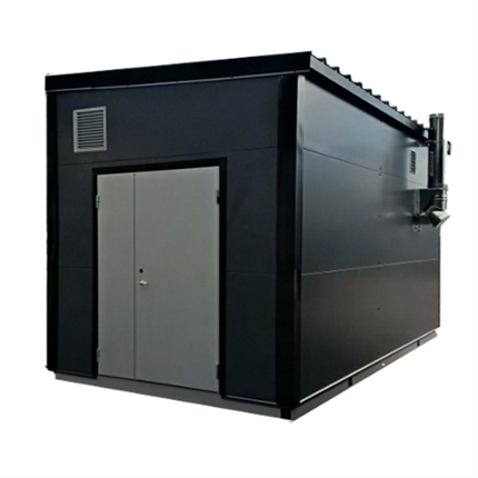 Pelltec mobila panncentraler