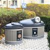 MolokClassic underjordsbehållare matavfall hushållsavfall