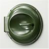 San Sac manuell inkastlucka, grön