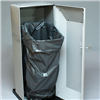 San Set papperskorg med 125 liters sopsäck