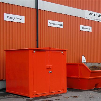 San Sac skåp och containrar FA