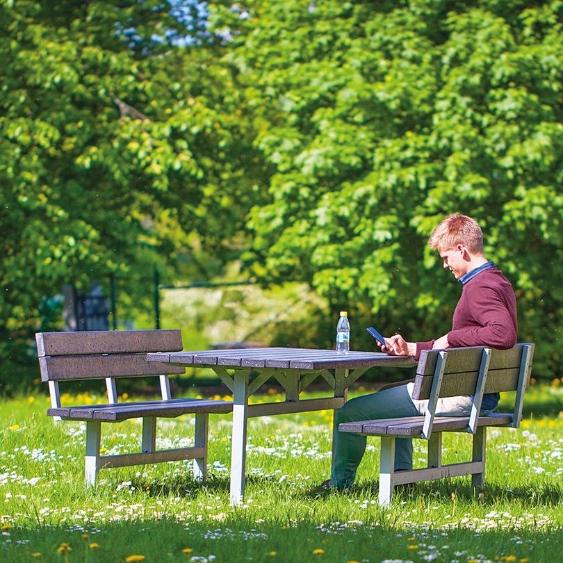 Picknickbord Danmark
