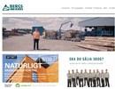 Burnblock på webbplats