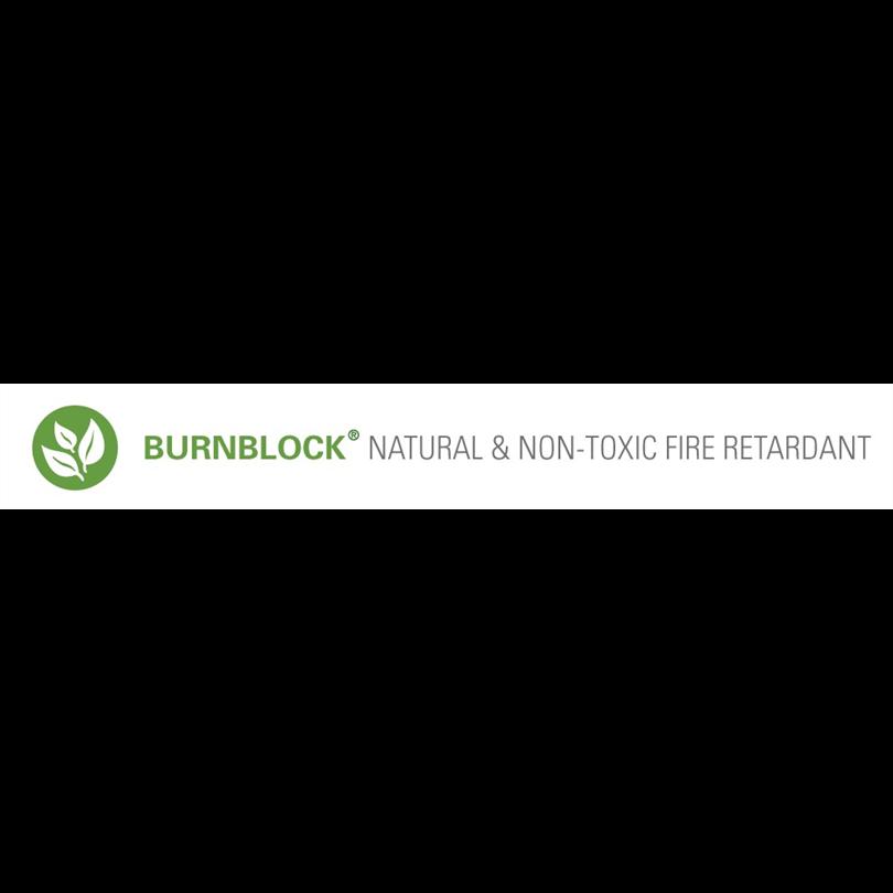 Burnblock brandskyddsimpregnerat trä