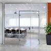 GSAB Alu-Room² väggsystem med Elegant slagdörr