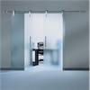 GSAB/Invitrea Area skjutdörrar av glas