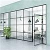 GSAB Alu-Room² väggsystem, Industrilook