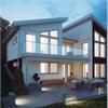 GSAB/Invitrea Skyline Plus glasräcken inomhus/utomhus