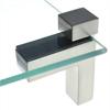 GSAB/Invitrea beslag för glashyllor
