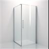 Invitrea Skärgårdsserien duschväggar, Aqua-profiler