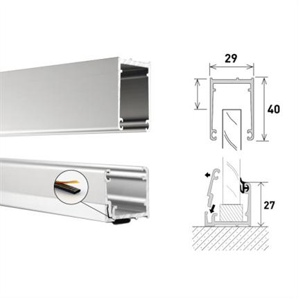 Alu-Room² väggsystem