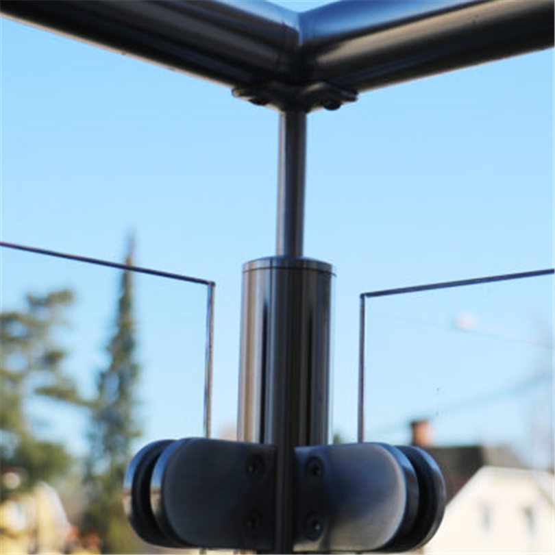 GSAB Rostfria stålräcken inomhus/utomhus