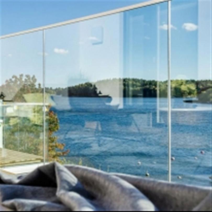 GSAB Skyline Plus glasräcke