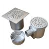 Stainless Team Golvbrunn Maxi för dusch och bad