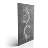 Fasaddekor.se Dekorskärmar av borstat, rostfritt stål