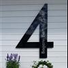 Fasaddekor.se husnummer Name in Number
