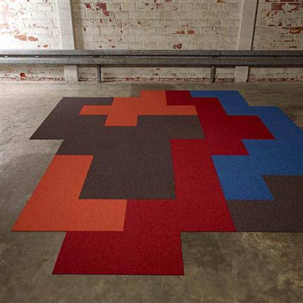 Perpetual textilplattor