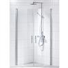 Alterna Lusso duschvägg med snabbfästen, 7333787