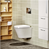 Alterna vägghängd WC-skål Opus Mini Smart