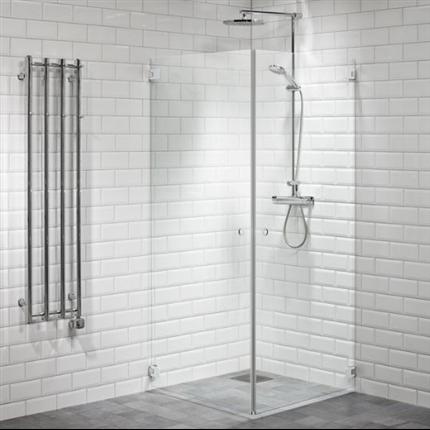 Alterna Capo duschväggar
