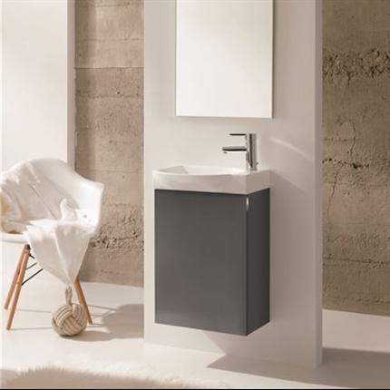 Alterna Isabella badrumsmöbler, grå