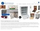 Wiktorson CoverUp på webbplats