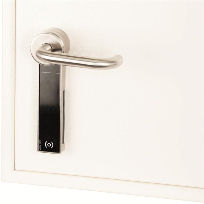 Wiktorson Rejäl medicinskåp, DS 400, RFID lås