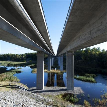 Cementa Anläggningscement Degerhamn