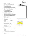 Fox Design Dalvik R stolparmatur