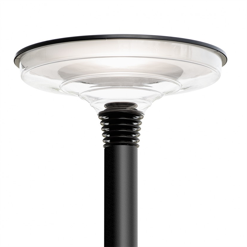 Fox Design Becco lykthuvud med LED