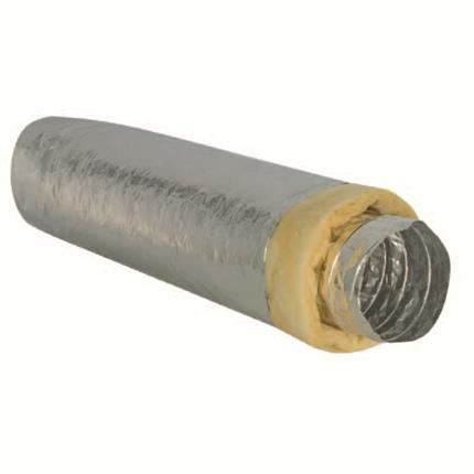 Isotermo Ventilationskanaler