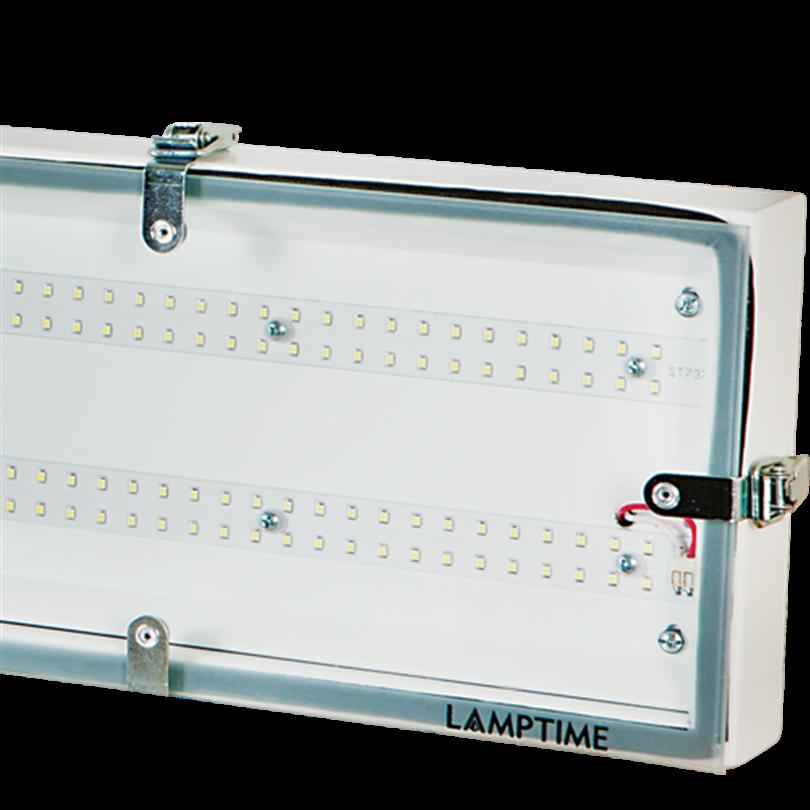 Lamptime Industriarmatur för hög takhöjd