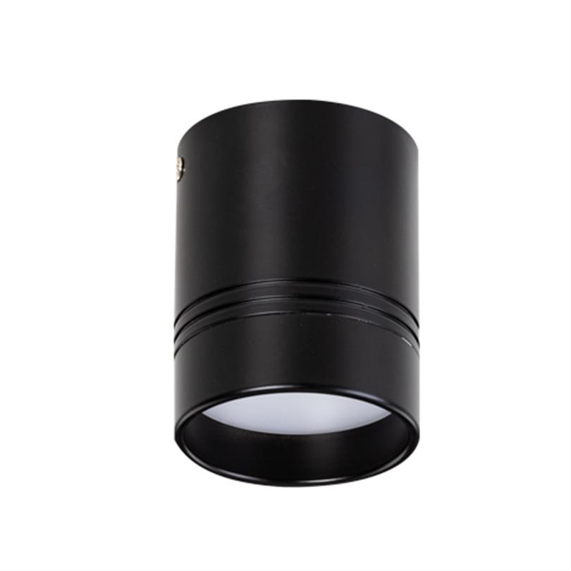 Lamptime LED Downlight, svart