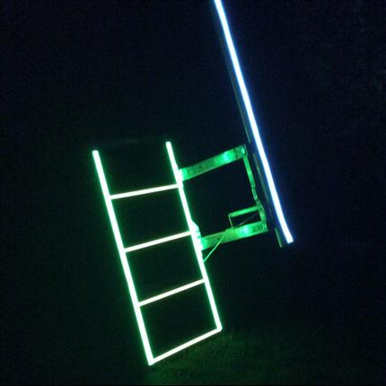 TR Ljusband med steg