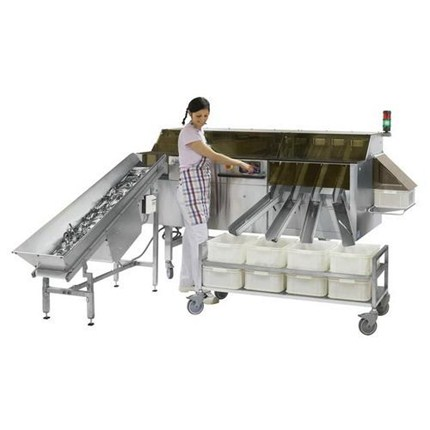 WD Besticksorterare ACS-400/800