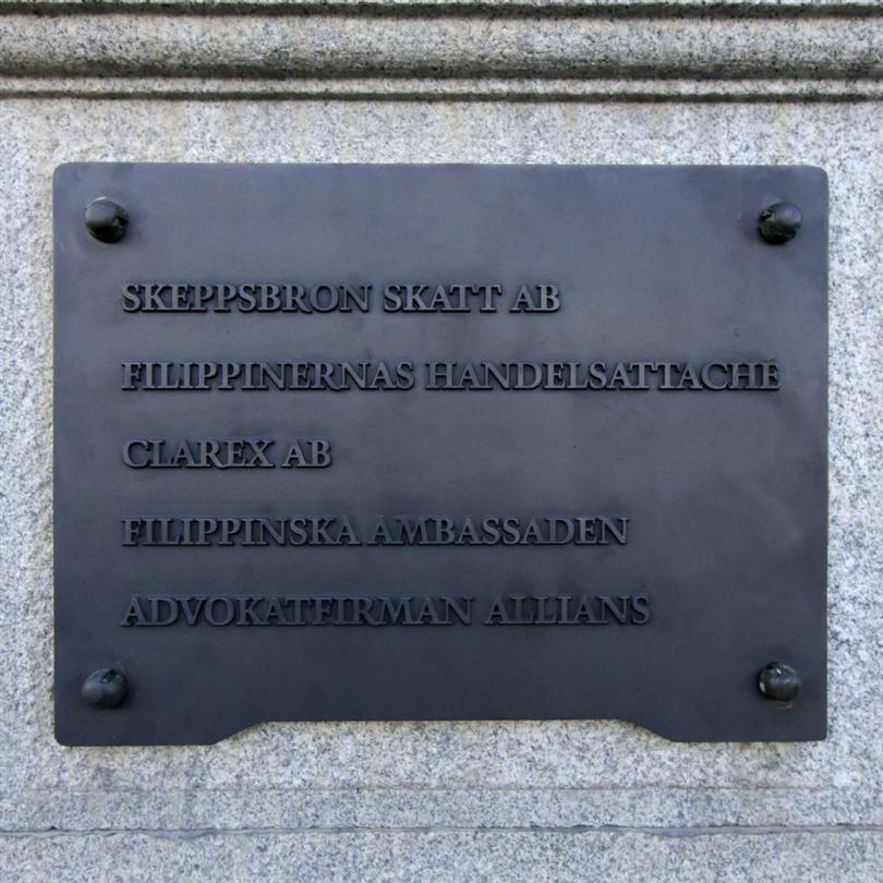 Clarex Traditionella skyltar