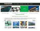 Industrinät på webbplats