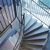 Forssellstrappan svängd trappa, ELUSR