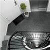 Forssellstrappan Slutsvängd trappa, bärande kupa