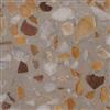 Golvsocklar av terrazzo Almonit, PG 1 – NCS 0,70