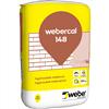 webercal 148 hydrauliskt kalkbruk